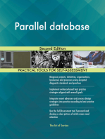 Parallel database Second Edition