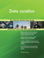 Data curation The Ultimate Step-By-Step Guide