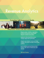 Revenue Analytics Complete Self-Assessment Guide
