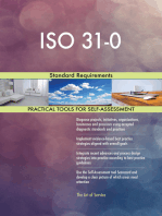 ISO 31-0 Standard Requirements