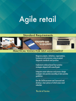 Agile retail Standard Requirements