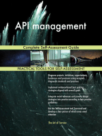 API management Complete Self-Assessment Guide