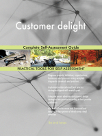Customer delight Complete Self-Assessment Guide