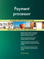 Payment processor Complete Self-Assessment Guide