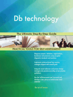 Db technology The Ultimate Step-By-Step Guide