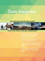 Data integrator The Ultimate Step-By-Step Guide