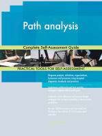 Path analysis Complete Self-Assessment Guide