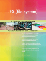JFS (file system) A Clear and Concise Reference