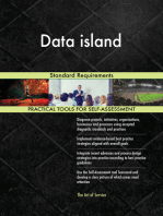 Data island Standard Requirements
