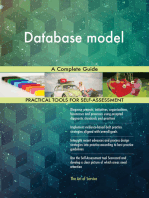 Database model A Complete Guide