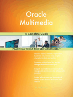 Oracle Multimedia A Complete Guide
