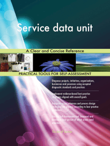 Service data unit A Clear and Concise Reference