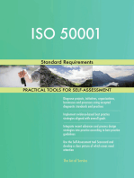 ISO 50001 Standard Requirements
