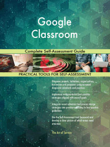 Google Classroom Complete Self-Assessment Guide