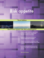 Risk appetite Third Edition