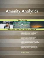 Amenity Analytics Third Edition