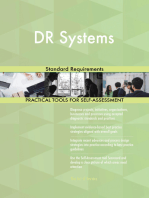 DR Systems Standard Requirements