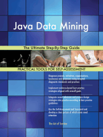 Java Data Mining The Ultimate Step-By-Step Guide