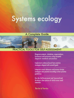 Systems ecology A Complete Guide