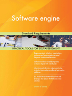 Software engine Standard Requirements