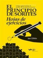 El Principio de Sorites - Hojas de ejercicios