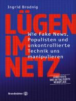 Lügen im Netz. Aktualisierte Neuauflage