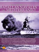 Breve historia de las batallas navales del Mediterráneo