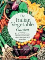 Edible Italian Garden
