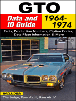 GTO Data and ID Guide