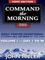 Command the Morning 365
