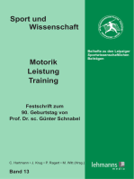 Motorik - Leistung - Training