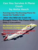 Can You Survive A Plane Crash