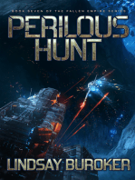 Perilous Hunt (Fallen Empire, Book 7)