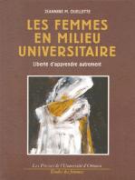 Les Femmes en milieu universitaire