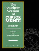 The Southern Version of Cursor Mundi, Vol. IV