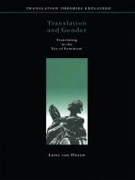 Translation and Gender