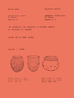 Archaeology and Prehistory of Southern Alberta as Reflected by Ceramics