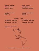 Patrimonio cultural / Património cultural / Patrimoine culturel / Cultural heritage