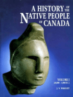History of the Native People of Canada
