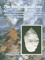 Sheguiandah Site: Archaeological, Geological and Paleobotanical Studies at a Paleoindian Site on Manitoulin Island, Ontario