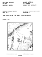 Identity of the Saint Francis Indians