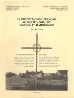 Protestantisme français au Québec, 1840-1919