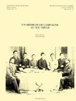 Un médecin de campagne au XXe siècle