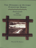 Dynamics of outport furniture design: Adaptation and culture