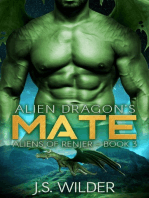 Alien Dragon's Mate