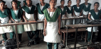 The Girls Who Took Over A Town In Rural India