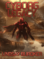Cyborg Legacy (a Fallen Empire novel)