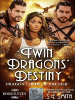 Twin Dragons' Destiny