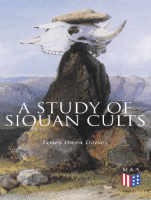 A Study of Siouan Cults: Illustrated Edition