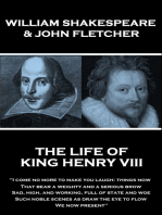 The Life of King Henry the Eighth